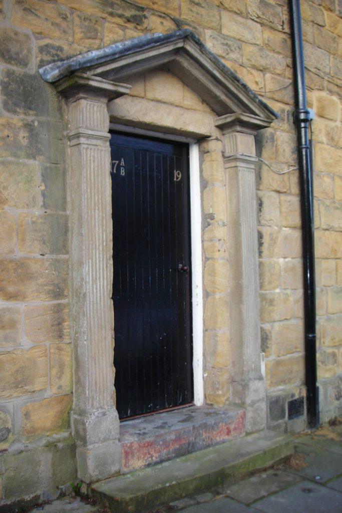 Baileygate House Front Door