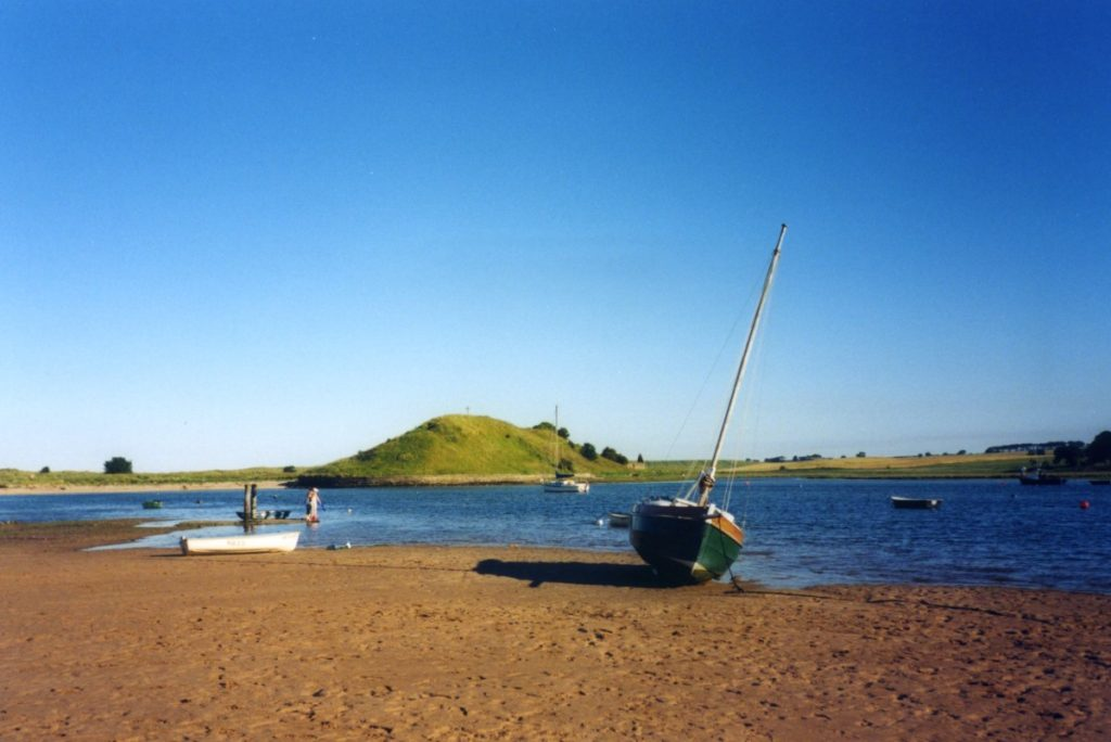 Things to do in Alnwick - take in the Alnmouth coastline