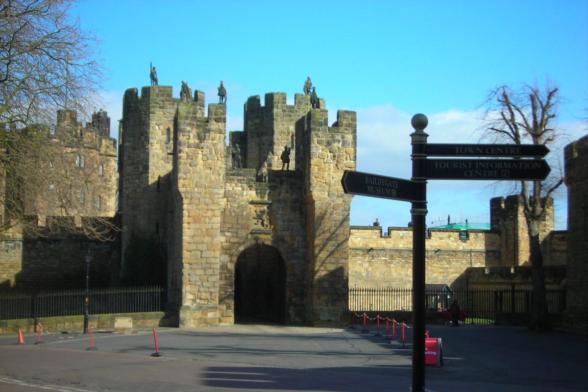 Things to do in Alnwick, Alnwick Castle
