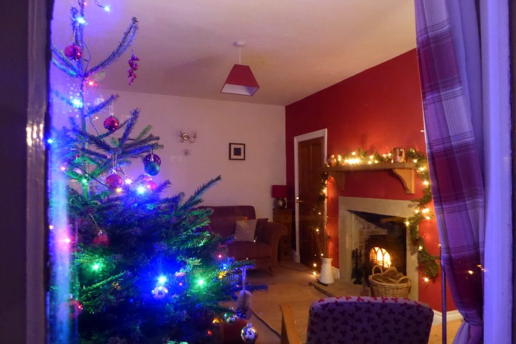 Welcome to Baileygate House. Celebrate a cosy Christmas