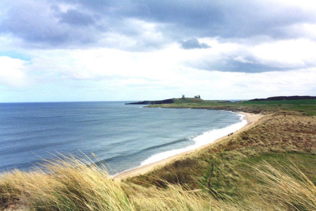 Dunstanburgh Castle Coastline