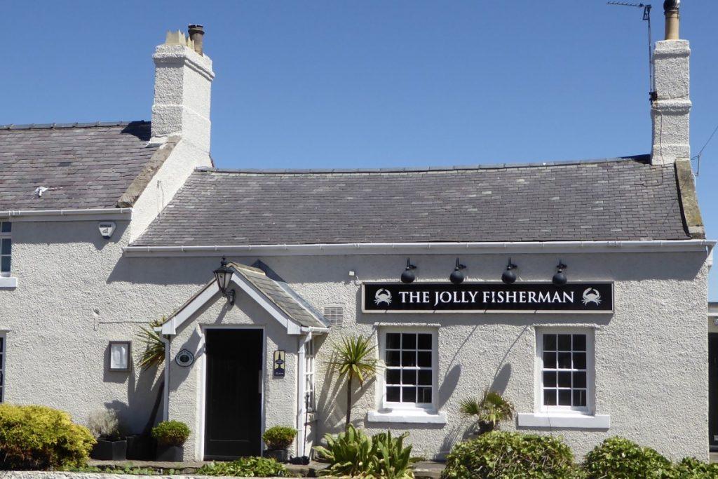 The Jolly Fisherman - Craster Pub